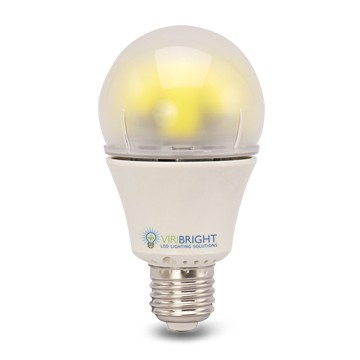 10-Watt A19 LED Light Bulb – Dimmable – UL Listed